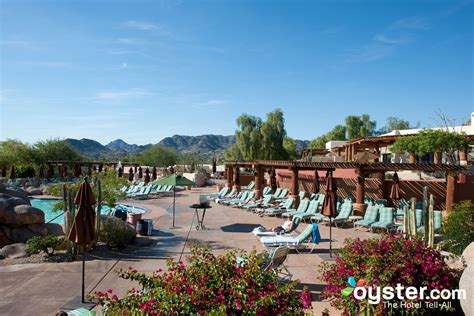 the inn resort pool at the camelback inn a jw marriott resort spa