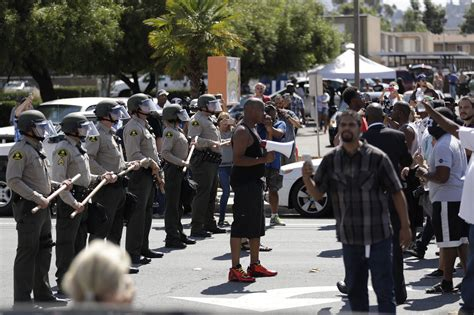 protests continue in el cajon after deadly officer san diego protesters slam police murder of unarmed