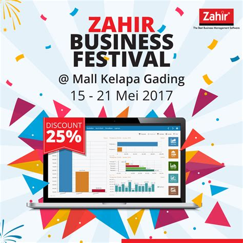 erafone kelapa gading promo zahir business festival peace of mind software