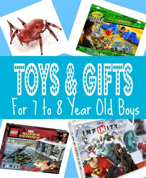 best gifts toys for 7 year boys in 2014 birthdays and 7 8 year olds toys