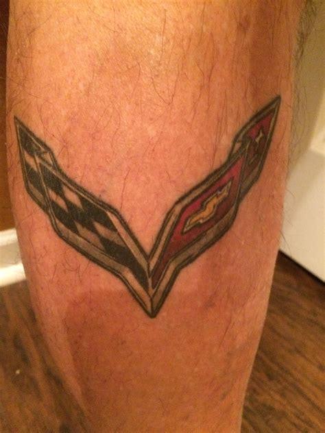 tattoo name exles corvette inspired tattoo page 2