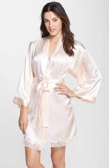 Kimono Baju Tidur K68 By El luxe silk robe at nordstrom f wish list