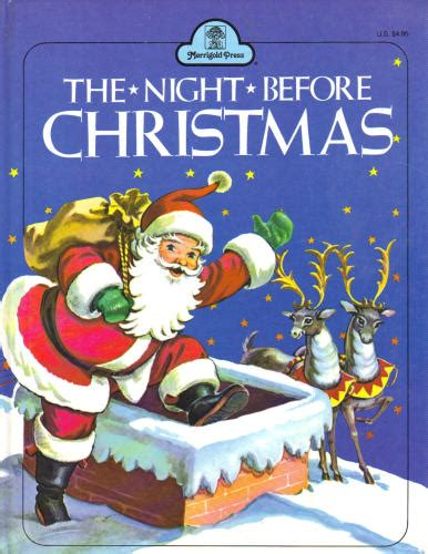 the night before christmas favorite children s christmas books moonlight reflections
