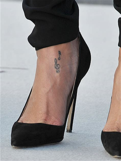 rihanna leg tattoo rihanna tattoos and meanings
