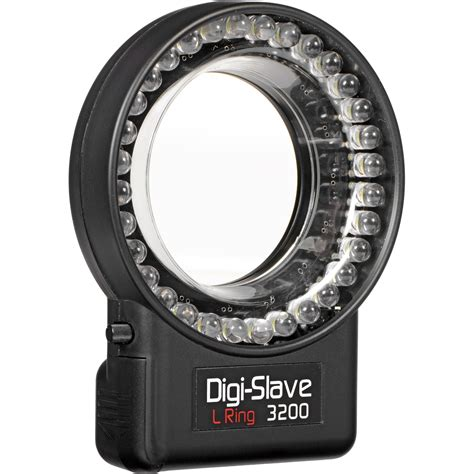 Ring Led L by Digi L Ring 3200 Led Ring Light Lru3200 B H Photo
