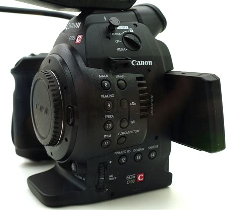 Canon Eos C canon eos c100 c300 c500 on preview