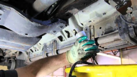 replace  frame rail pump assembly
