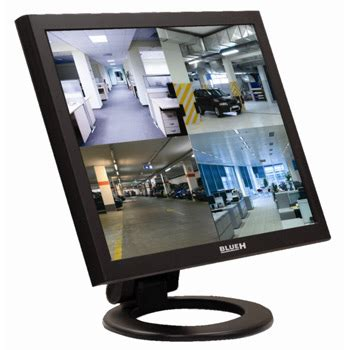 Monitor Cctv blueh 17 quot cctv monitor with bnc