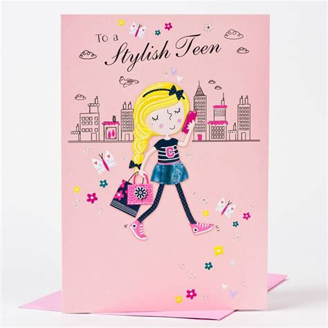 printable birthday cards for a teenage girl teen birthday cards teenage lesbians
