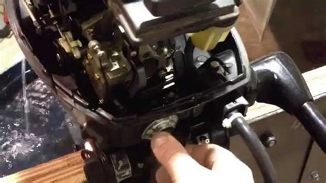 mercury   stroke short shaft outboard motor