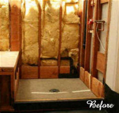 Shower Pan Replacement Cost by Local Near Me Tile Contractors We Do It All Shower