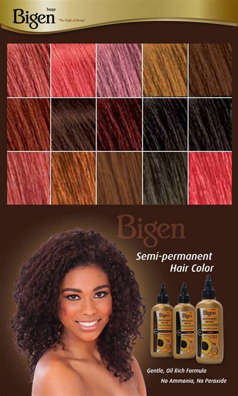 bigen semi permanent hair color reviews bigen semi permanent hair color hairmall ca