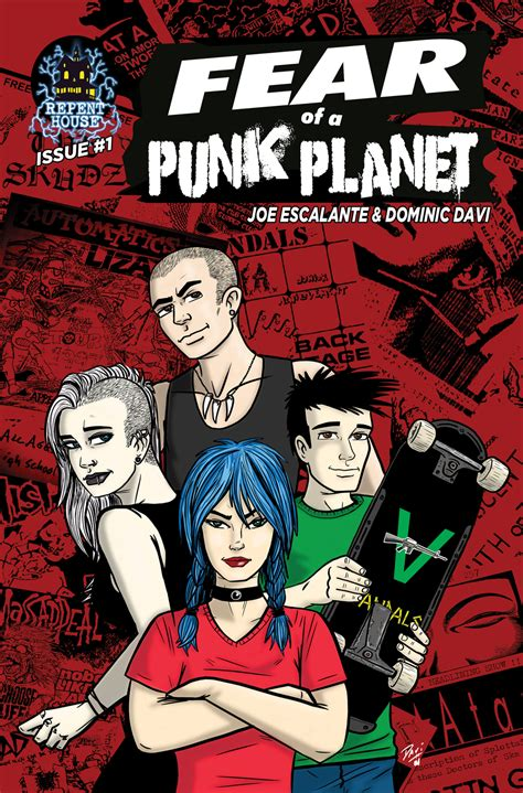 hairstyles of the damned punk planet books joe meno comics club fear of a punk planet punknews org