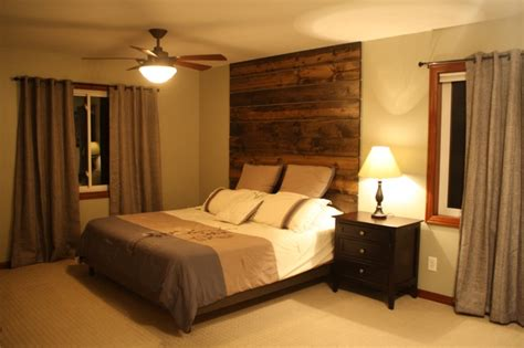 Floor To Ceiling Headboards by Floor To Ceiling Headboard Made From 1x8 Pine Boards