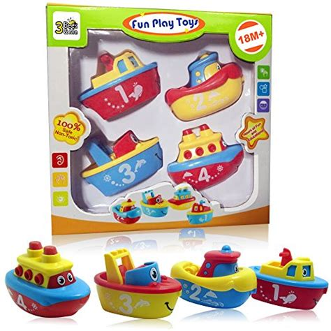 bathtub toys for boys 3 bees me bath toys for boys and girls magnet boats