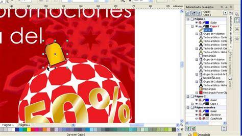 tutorial corel draw poster tutorial corel draw cartel flyer volante publicitario