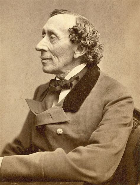 h c h c andersen the writer biography facts and quotes