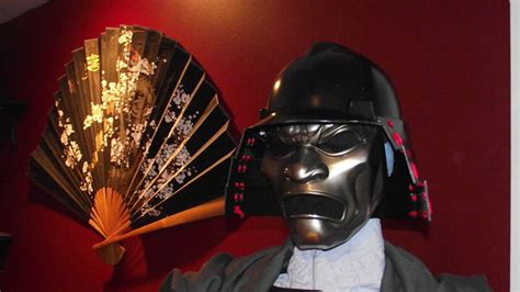 How To Make A Samurai Helmet Out Of Paper - make samurai armor for display you can wear it 5