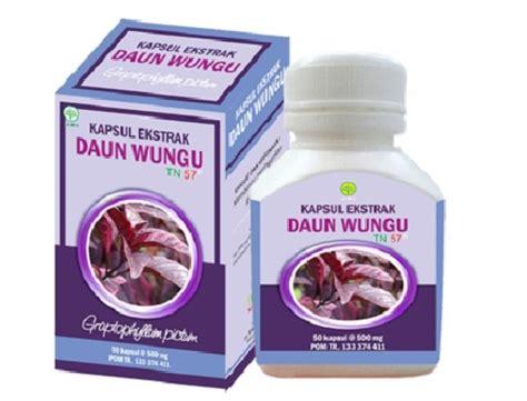 Promo Kapsul Ekstrak Daun Ungu Wungu Toga Nusantara kapsul ekstrak daun wungu obat untuk wasir ambeien sarana muslim store
