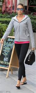 stacy keibler birth chart stacy keibler displays her lean post pregnancy shape in