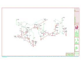 Plumbing Autocad plumbing isometric drawing search results calendar 2015