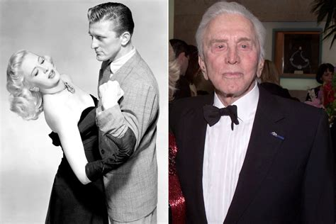 Kirk Douglas Speaks Of His Sexual Conquests a look back at kirk douglas most sexual conquests
