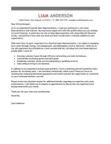 Cover Letter Interest Sle by Best Sales Representative Cover Letter Exles Livecareer