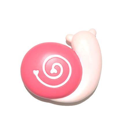 Kiibru Snail Squishy kiibru squishy snail jumbo 12cm rising scented
