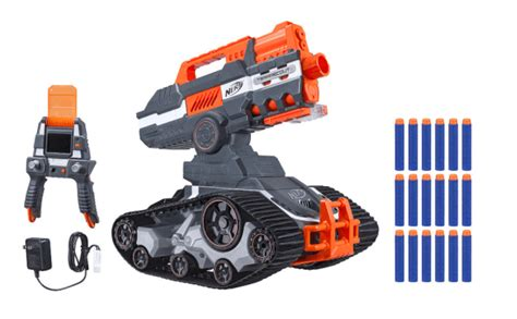 nerf remote tank nerf guns 2016 nerf s r c tank drone looks absolutely