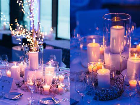 Winter Hochzeit Deko by Und Mike Eine Verschneite Winterhochzeit In Den