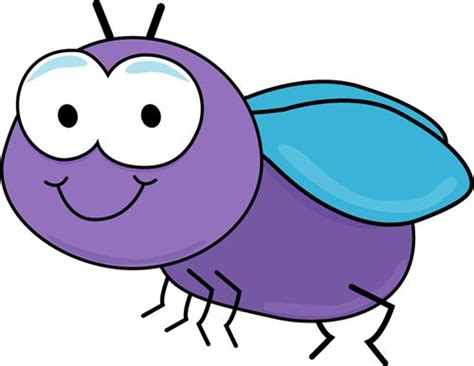 Fruit Flies In Kitchen Bugs Clipart Cartoon Pencil And In Color Bugs Clipart