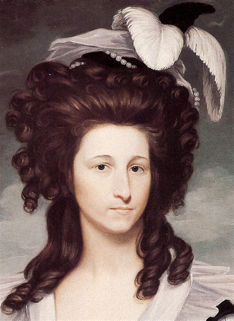colonial hairstyles for women 1000 images about hair 18th century on pinterest