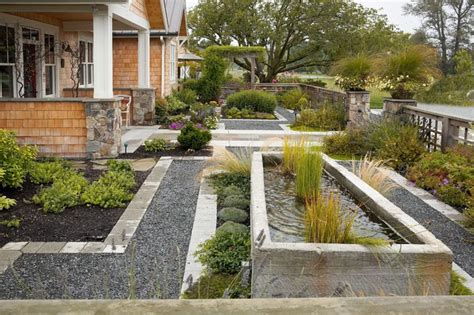 courtyard landscape entry courtyard traditional landscape seattle by