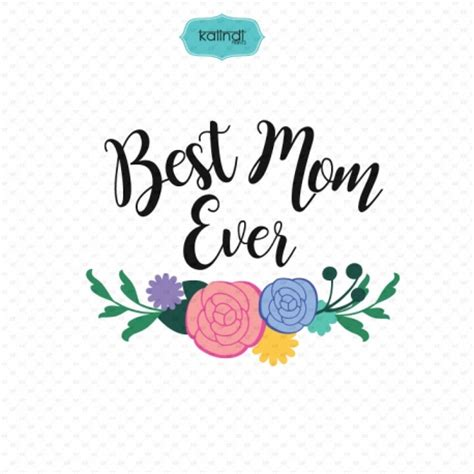 best mlms best svg file with flowers