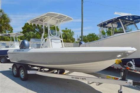 skeeter center console boat for sale 2017 new skeeter sx2250 center console fishing boat for