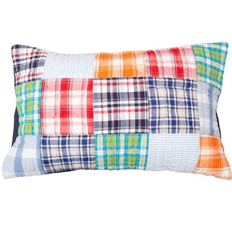 Patchwork Pillowcase - harrison patchwork pillowcase by babyface