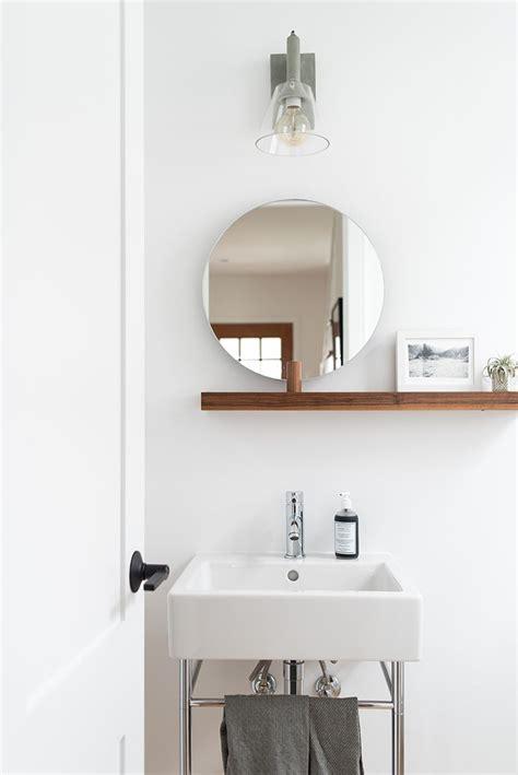 renovated dc home west elm baths