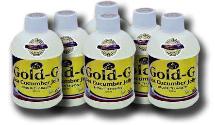 Obat Herbal Jelly Gamat Gold G obat alami terbaik kista ganglion obat alami terbaik