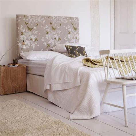 fabric headboards diy diy upholstered headboard dwell with dignity