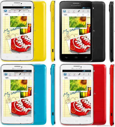Hp Alcatel Go Play alcatel one touch scribe easy pictures official photos