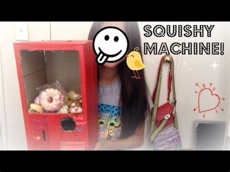 a squishy vending machine squishy vending machine tutorial blueinfinity24