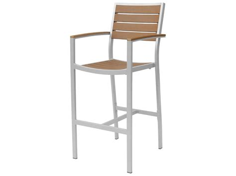 source outdoor patio furniture source outdoor furniture napa aluminum bar arm chair scsc2405173