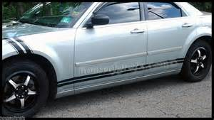 Chrysler 300 Graphics Rocker Panel Decal Decals Graphics Stripes Fit Any Year Or