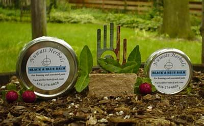 Blue Relief Balm black and blue balm olive marketplace