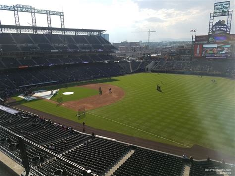 coors field section 316 rateyourseats