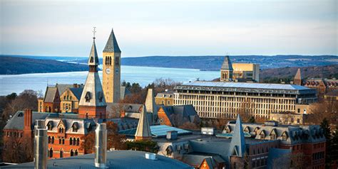 What Is Cornell Mba Known For by Cornell S Samuel Curtis Johnson Graduate School