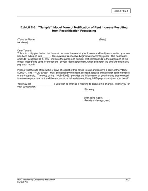 best photos of rental agreement letter template intended for to