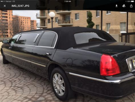 2006 lincoln town car sale limousine for sale 2006 lincoln town car limousine in