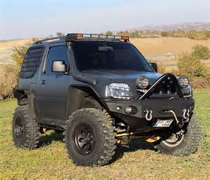 Custom Suzuki Jimny Suzuki Jimny 4x4 And Offroad On