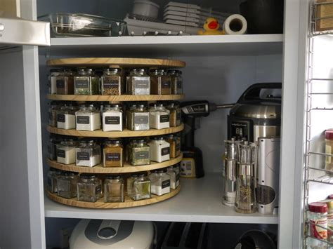 Kitchen Spice Organization Ideas comment organiser ses 233 pices